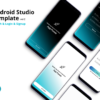 Splash, Sign up and log in.ver2 – Android Studio Template