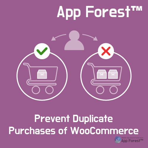 AppForest Prevent Duplicate Purchases of WooCommerce Membership