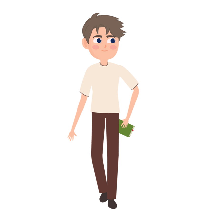 metagraphic metaverse interactive character puppet cool boy