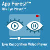 BIG Eye Recognition Video Player